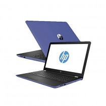 "Hp Notebook 15 Da - 15.6"" - Dual Core - 4Go / 1To - Bleu - Garantie 6 Mois"