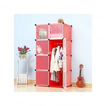 Armoire Penderie Mobile 8...